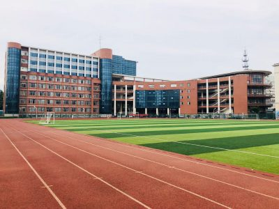 MBBS in Nantong University (90 minutes from Shanghai)